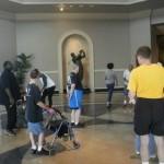 visiting Augusta Museum