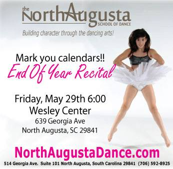 NA School of Dance Recital @ Wesley Center   North Augusta   South Carolina   United States