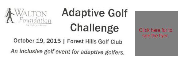 Adaptive Golf Challenge