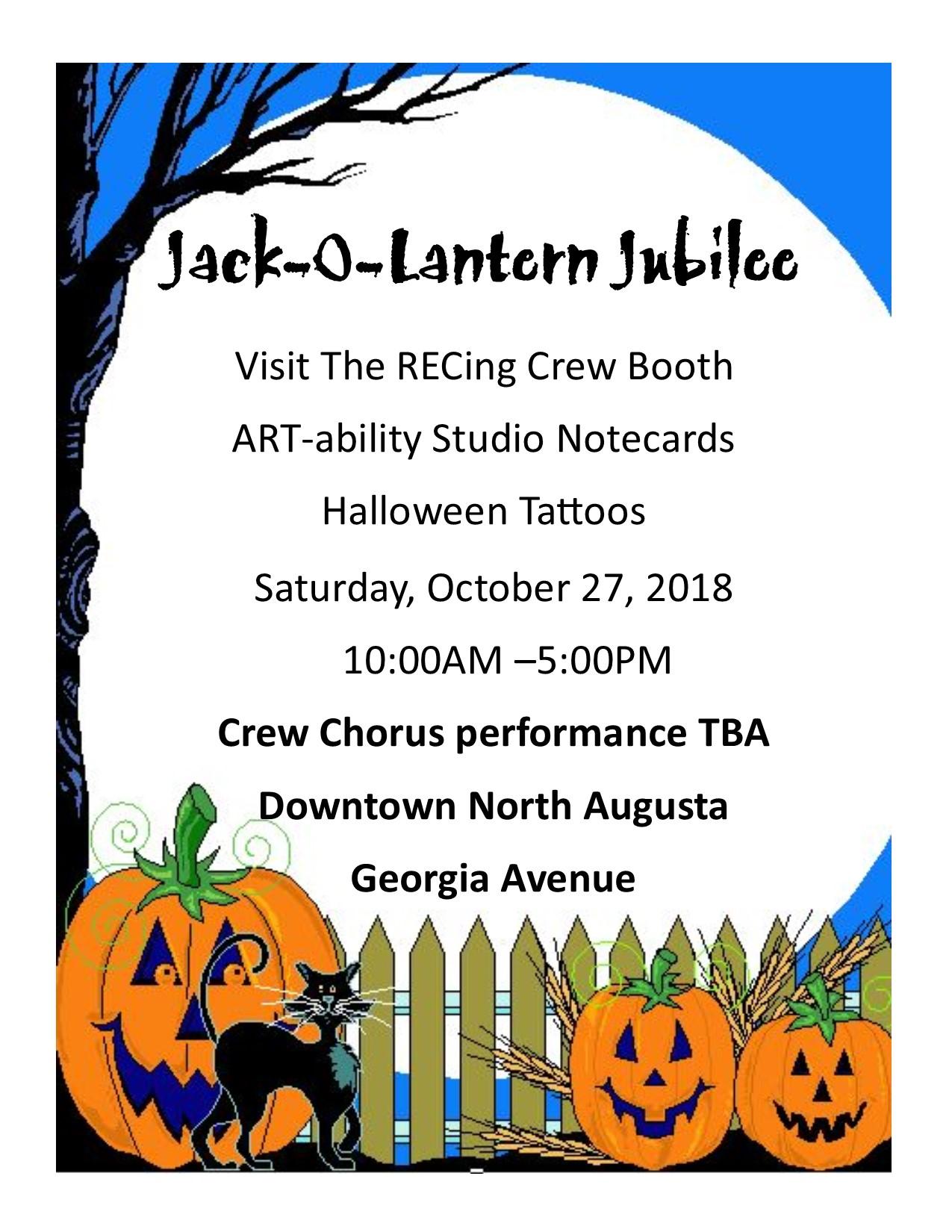 Jack-O-Lantern Jubilee!!