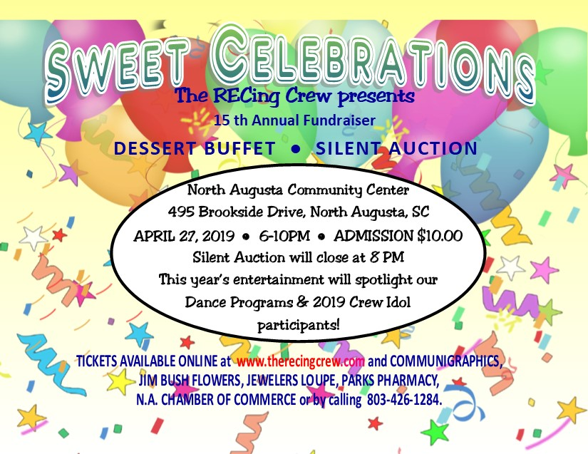 15th Annual Sweet Celebration